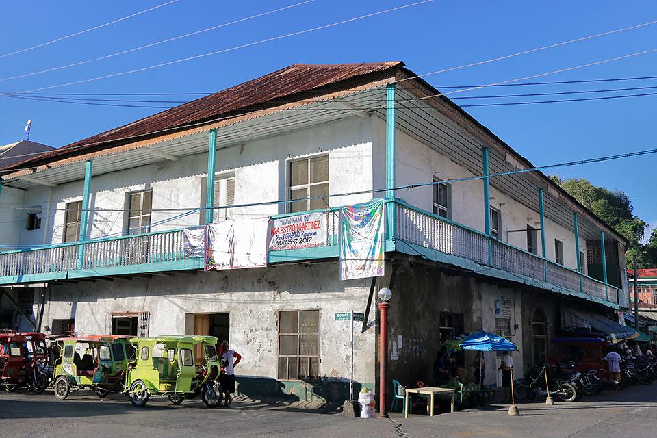 colonial-era building in Romblon