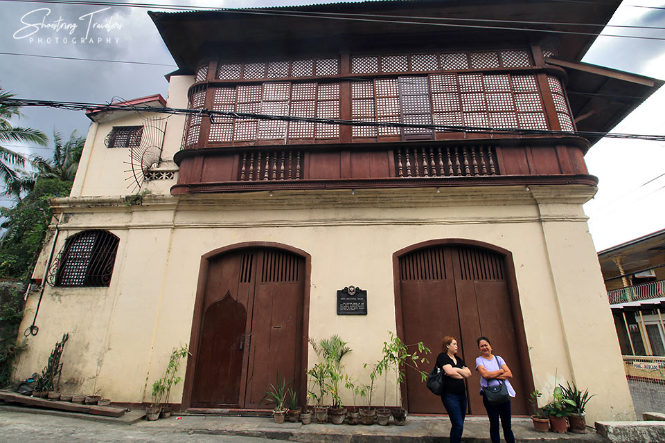 the Goco Ancestral House